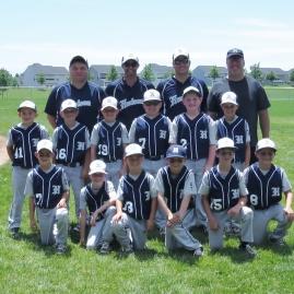2014 HBA 8U Team