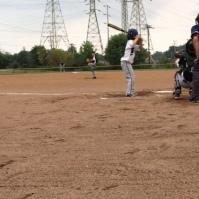 B's last at bat of 2014 season